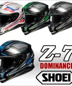SHOEI Z-7 DOMONACE