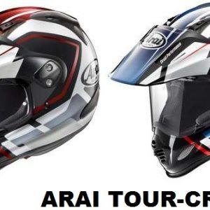 ARAI TOUR CROSS3
