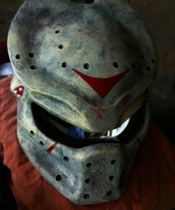 Motorcycle Helmet Predator Jason