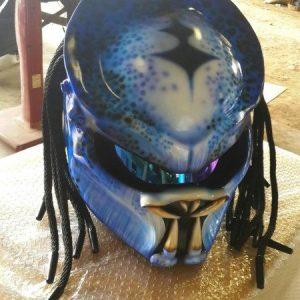 Navy Seal Predator Motorcycle Helmet