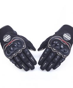 Iron Jia's Motorcycle Gloves