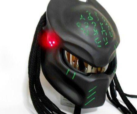 Custom Paint A Motorcycle Helmet