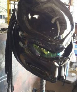 Predator Terminator Motorcycle Helmet