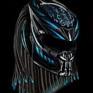 Predator Biker Helmet