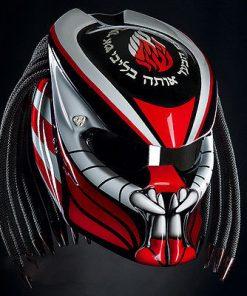 Alien Predator Helmets