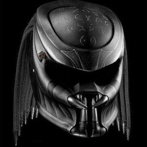 Predator Helmet Motorcycle